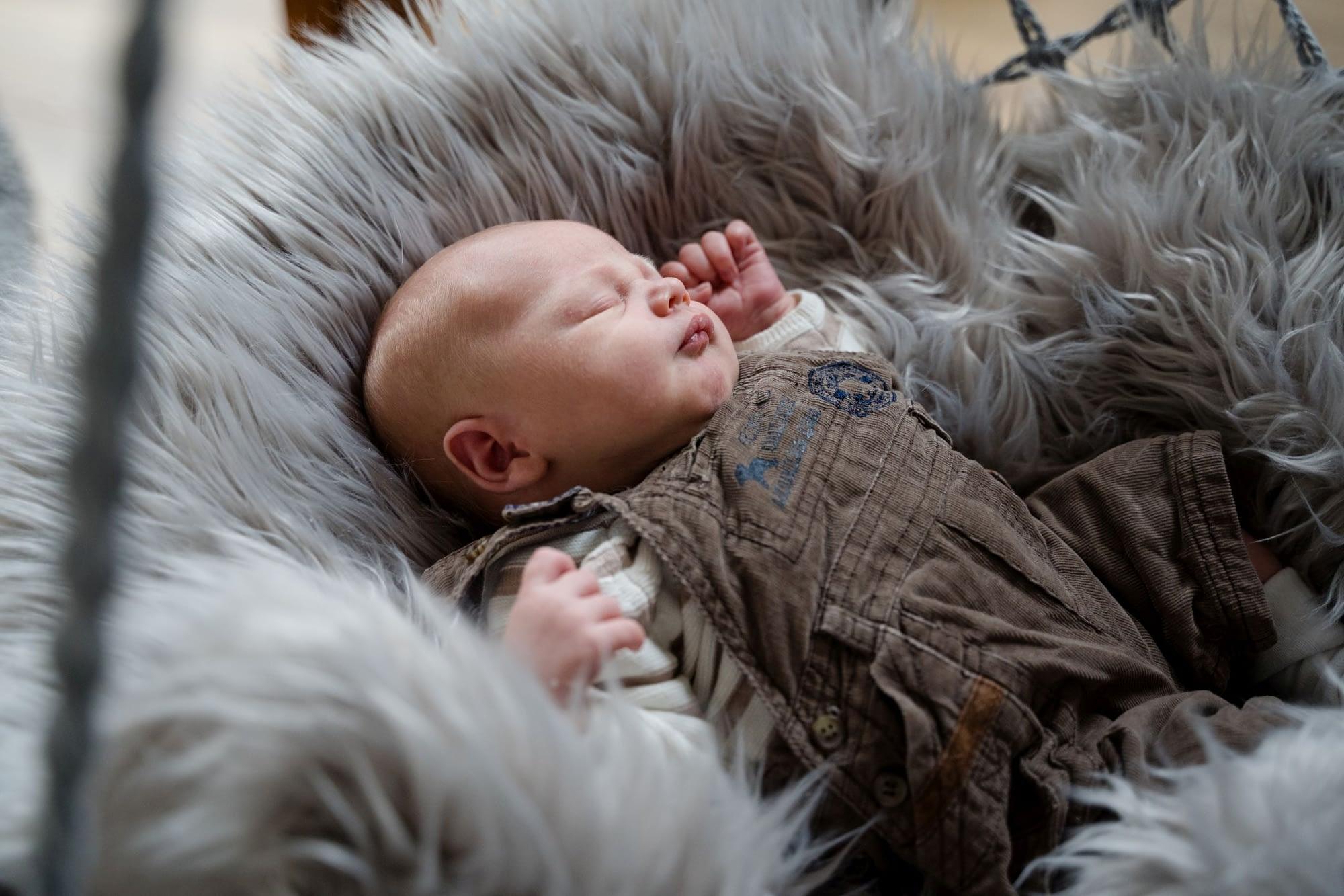 Newborn Baby Familienfotografie Ulm