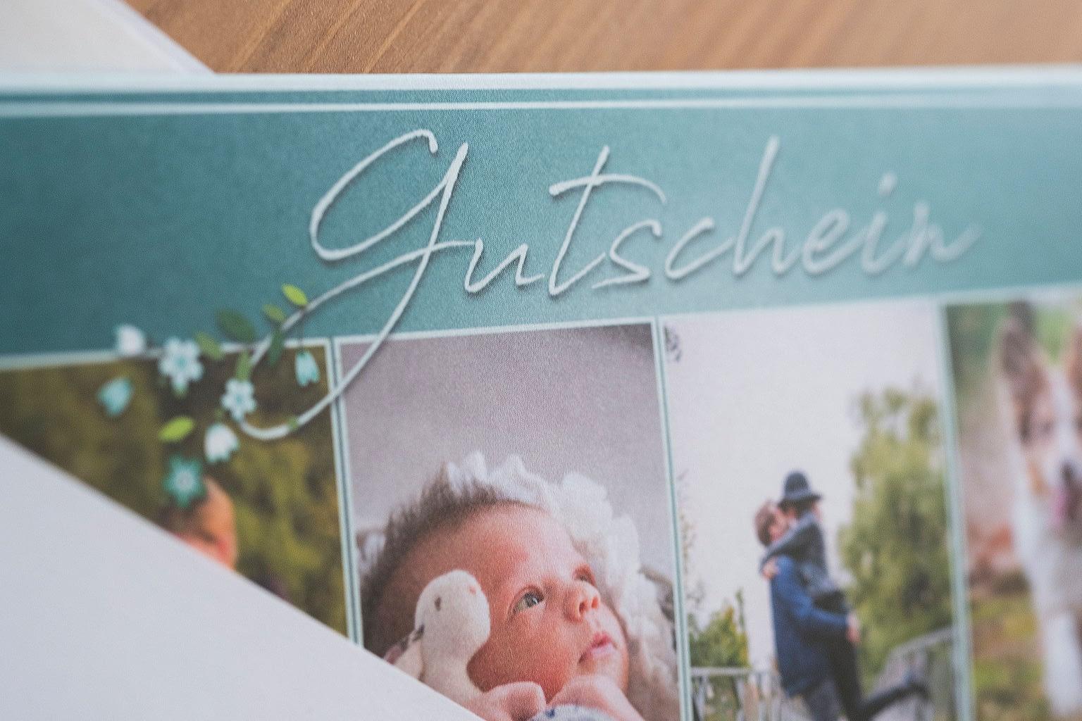 Liselle Fotografie Geschenk Gutschein